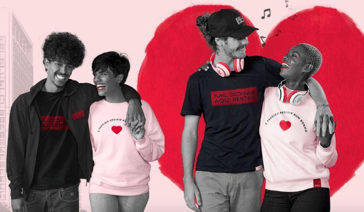 Imaginarium preparou coleção do Emicida para quem se ama.