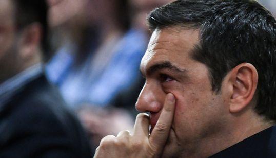 7ff00e4885d1 Η αυτοκριτική του Τσίπρα  Τα τέσσερα μηνύματα που έλαβε από τις ευρωεκλογές