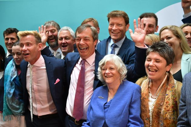 With Their Tanks Parked On Tory Lawns, Here's Why The Brexit Party Is Here To