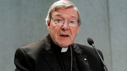 Australie: le cardinal Pell, inculpé d'agressions sexuelles, arrive au