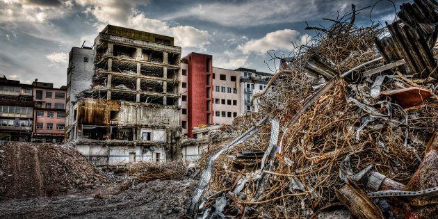 Le développement des procédés de déconstruction survient comme une suite logique à la raréfaction des...