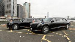 Découvrez la nouvelle voiture présidentielle de Trump, digne d'un «James