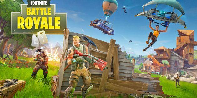 Fortnite: les joueurs de PS4 pourront jouer avec leurs amis sur Xbox