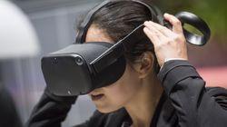 Facebook veut conquérir le monde de la réalité virtuelle avec un nouveau
