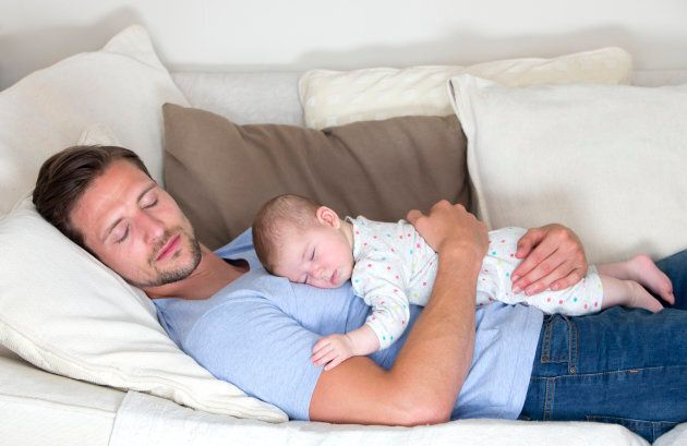 Sleeping on sofas poses a high risk of infant