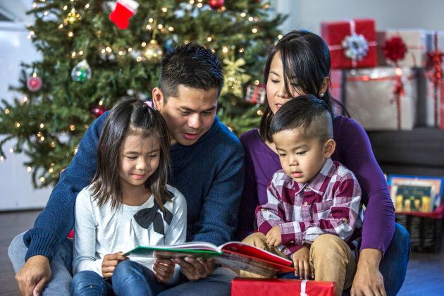 11 Traditions To Make Baby's 1st Christmas