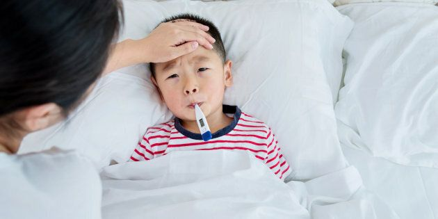 When Should A Sick Kid Stay Home Or Go To