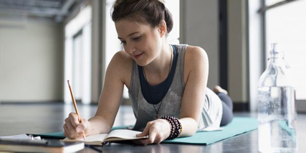 Could Keeping A Journal Solve Your Skin