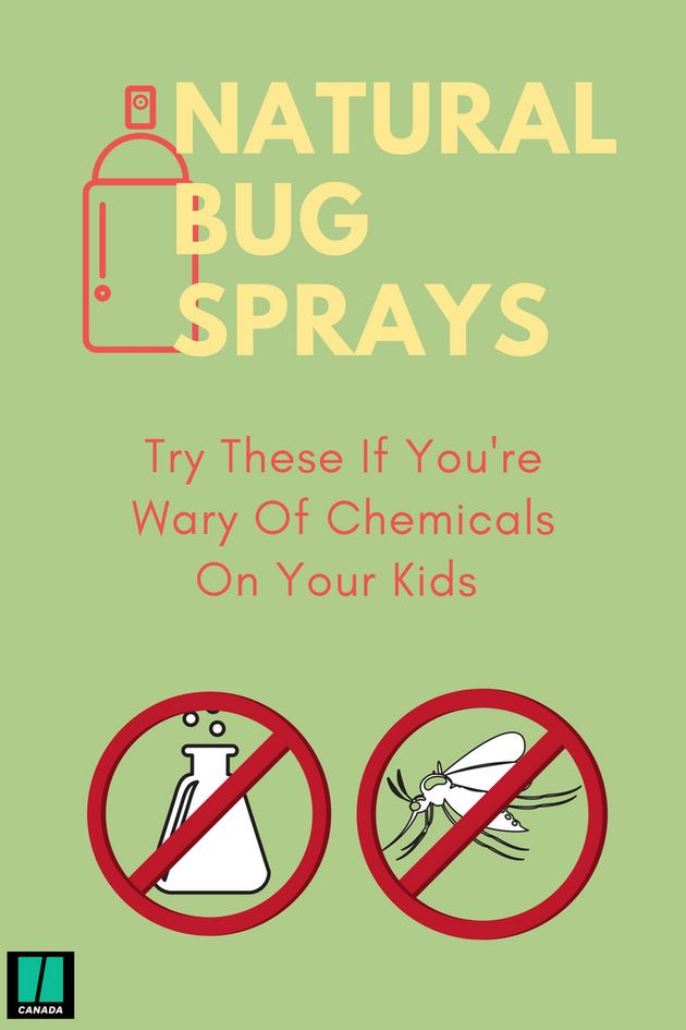 Natural Bug Sprays For Kids That Use Essential Oils To Repel