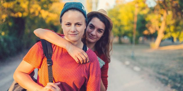 LGBTQ Camps Give Youth A Place Where They Can Be Themselves In A Safe