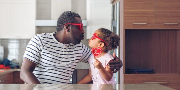 It Can Be Hard For Men To Be Sensitive Dads, But They Can Learn To Be More Emotionally