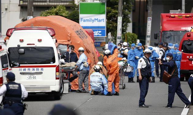 Japon: 2 morts dont une écolière dans une attaque au