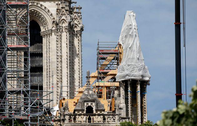 Notre Dame: le Sénat adopte (et modifie) le projet de loi pour la