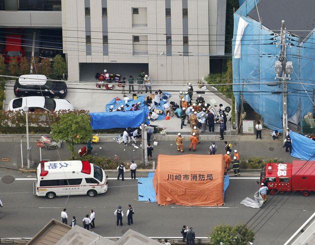 Accoltellamento in Giappone, due morti e 15
