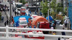Mueren dos personas y otras 16 resultan heridas tras ser apuñaladas en