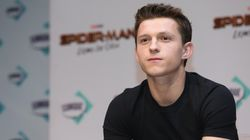 Motormouth Tom Holland Almost Reveals Spoiler From 'Spider-Man: Far From