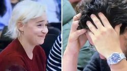 Kit Harington And Emilia Clarke Had Epic Reactions At The Final Game Of Thrones Script