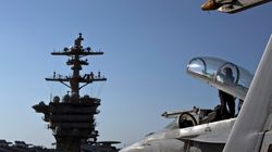 U.S. Navy Pilot Reported 'Near Miss' With UFO Off East