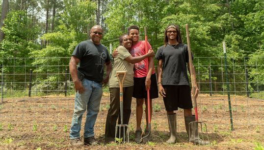 How Black Farmers Are Trying To End Centuries Of Racism In America's Food