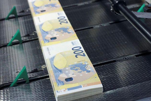Si te dan uno de estos billetes de euros, tranquilo: NO son