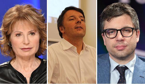 Si riunisce il Bilderberg, per l'Italia Renzi, Feltri e