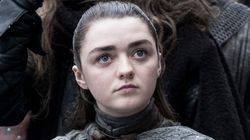 'Game Of Thrones' Stars Had Most Relatable Response To That Arya