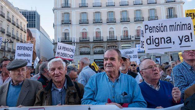 El Banco de España pide una reforma de las pensiones antes de que el votante