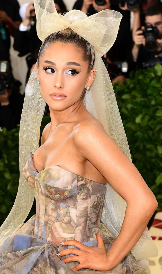 Ariana Grande Chimes In On Questionable New