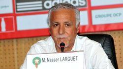 Nasser Larguet, nouveau directeur du centre de formation de