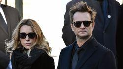 Héritage de Johnny: la justice française donne raison à David Hallyday et Laura