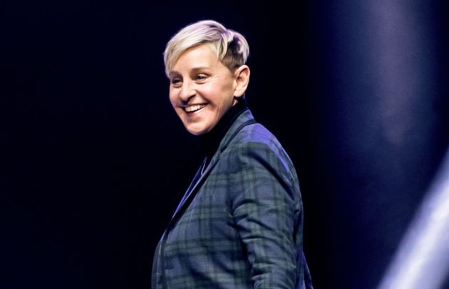 Ellen DeGeneres revela que su padrastro abusó de ella cuando era