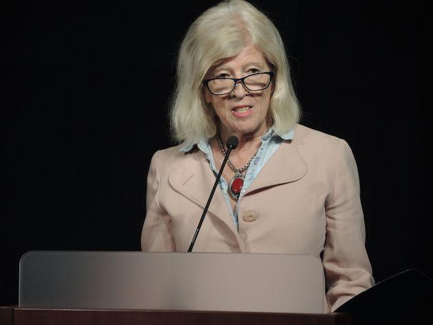 Florence Junca-Adenot présente les résultats du groupe de travail sur la mobilité...