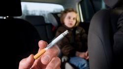 Le tabagisme passif a tué 165 000 enfants en