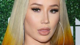 WEST HOLLYWOOD, CALIFORNIA - APRIL 12: Iggy Azalea attends the Swisher Sweets Awards honoring Cardi B with the 2019 'Spark Award' at The London West Hollywood on April 12, 2019 in West Hollywood, California. (Photo by JB Lacroix/Getty Images)