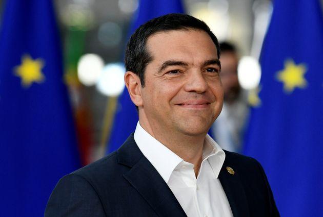 Τσίπρας: Θα στηρίξω την επιλογή Τίμερμανς για την προεδρία της