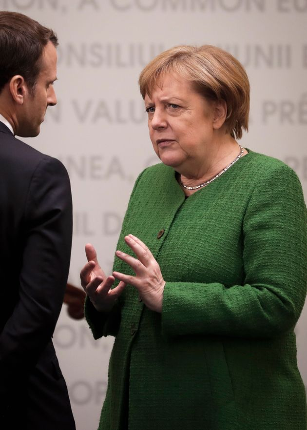 Sulle nomine Ue Macron sfida Merkel con l'assist dei