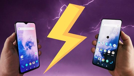 OnePlus 7 vs OnePlus 7 Pro, la différence de prix est-elle