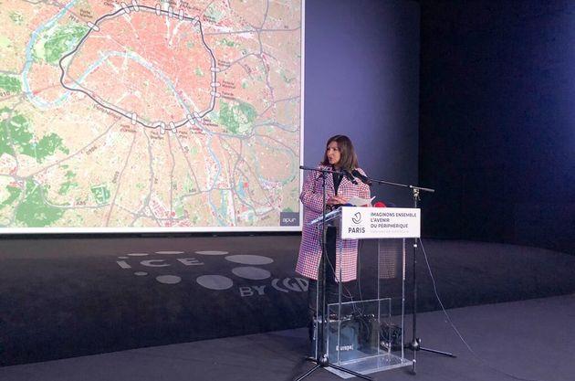Ce mardi 28 mai, Anne Hidalgo a présenté sa vision future du boulevard périphérique...