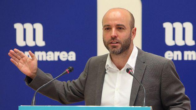 Luís Villares, portavoz de En