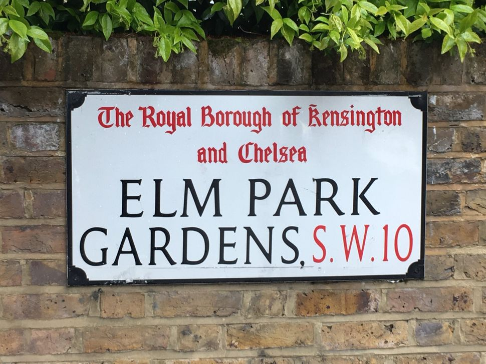 Money from the sale of council-owned basement units in Elm Park Gardens in Chelsea partly funded the...