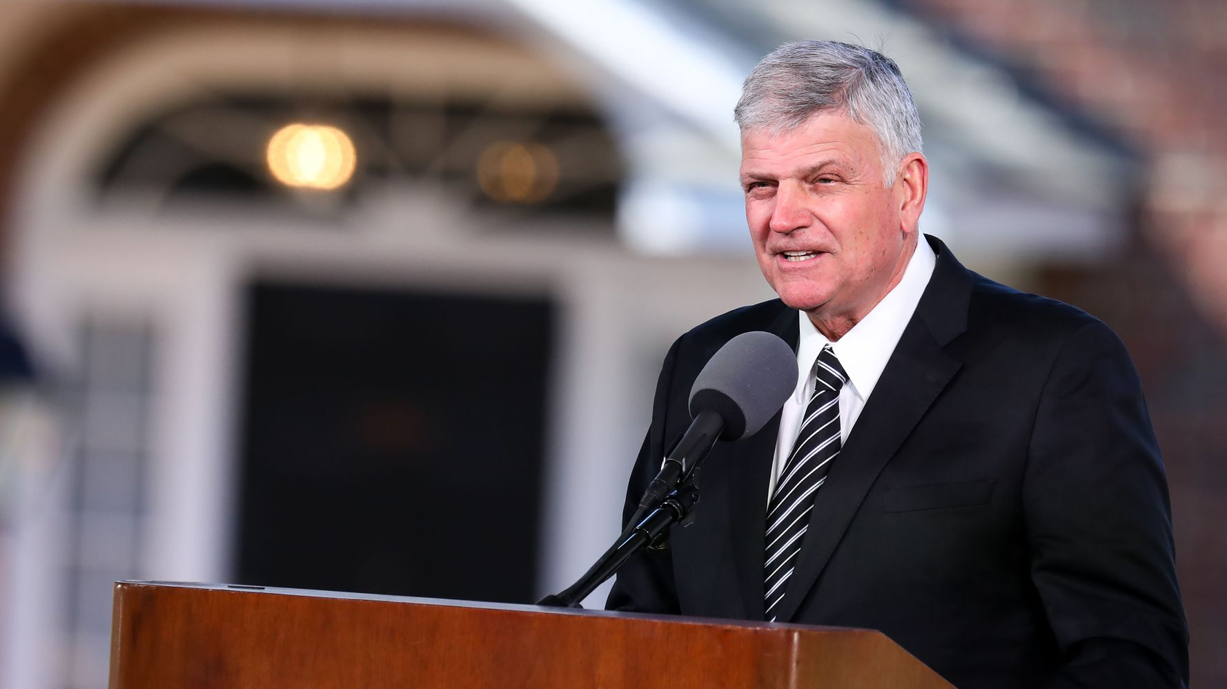 Franklin Graham Calls For 'Day Of Prayer' To Shield Trump From