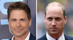 Rob Lowe Claims Insecurity Made Him Mock Prince William's