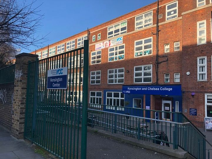 The council bought Kensington and Chelsea College's Wornington Road building for £28.2m