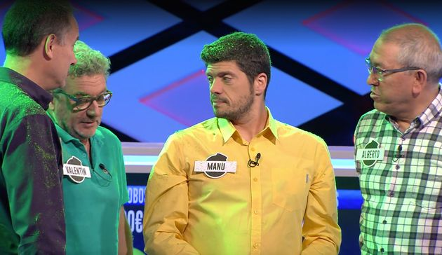 La discusión de 'Los Lobos' tras lo ocurrido en 'Boom' (Antena 3) :