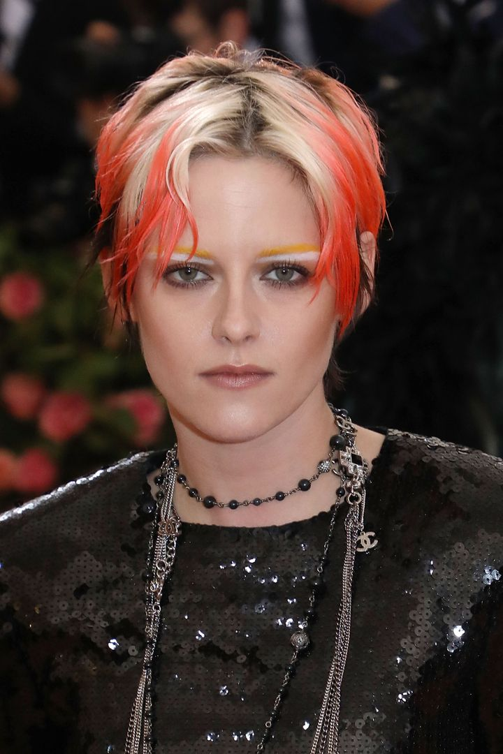 Kristen Stewart's Eyebrows Are Gone, And It's Quite The Look