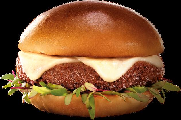 Burguer Seara é congelado e possui espessante, aroma de carne e corante de