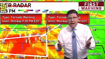 Dayton meteorologist goes off on angry viewers.