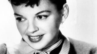 Singer-actress Judy Garland is shown in this undated photo at an unknown location.  (AP Photo)