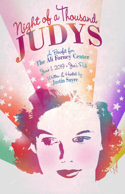 "Now in its seventh year, ""Night of a Thousand Judys"" will feature diverse performances and benefit the Ali Forney Center, a h"