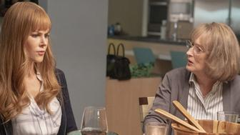 "Nicole Kidman and Meryl Streep in ""Big Little Lies"" on HBO."